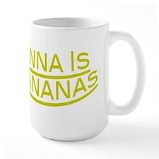 Anna Is Bananas Mug