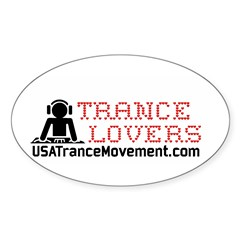 Trance Lovers Decal