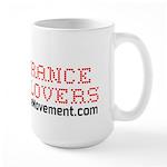 Trance Lovers Large Mug