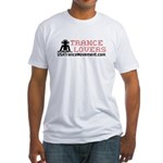 Trance Lovers Fitted T-Shirt