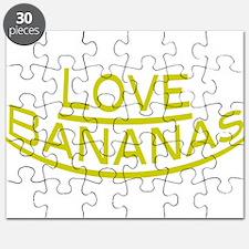 Love Bananas Puzzle