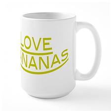 Love Bananas Mug