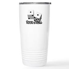 ROCK N ROLL Travel Mug