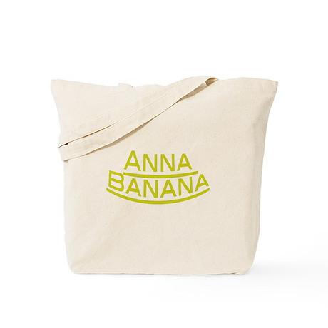 Anna Banana Tote Bag