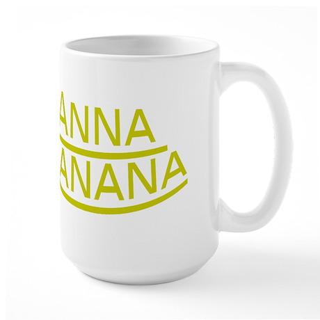 Anna Banana Large Mug