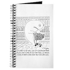 Whale Floss Journal