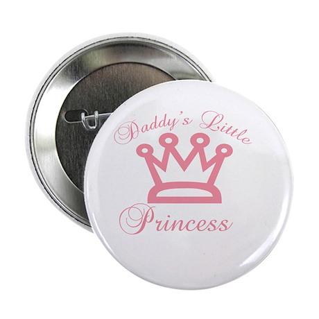 "Daddy's Little Princess 2.25"" Button"