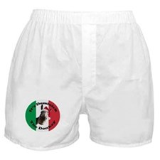 It's Dominick! (round) Boxer Shorts