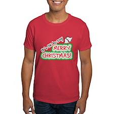 Say Merry Christmas T-Shirt