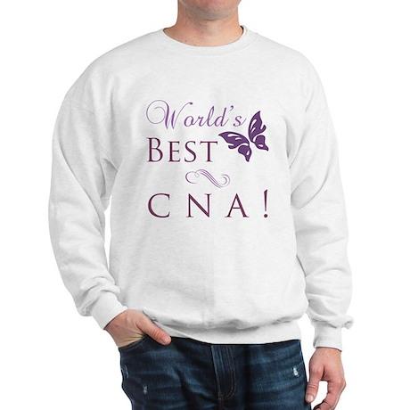 World's Best CNA Sweatshirt