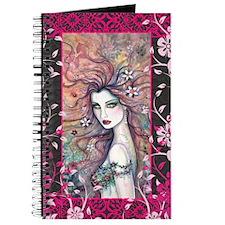 Chloris Flower Goddess Fairy Journal