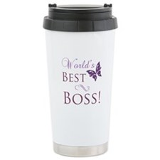 World's Best Boss Travel Mug