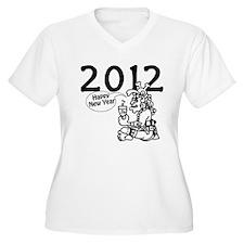 Cute Mayan calander T-Shirt