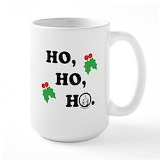 Ho Ho Ho - light Mug