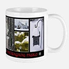Filipino Merry Christmas - 5 Mug
