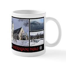 Filipino Merry Christmas - 4 Mug