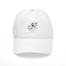 Holiday Stomach Cancer Baseball Cap