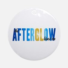 Afterglow Ornament (Round)