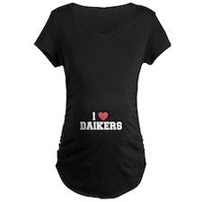 I Love Daikers T-Shirt