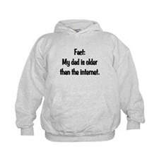 Dad older than Internet Hoodie