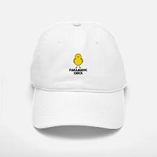 Paramedic Chick Baseball Baseball Cap