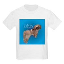 funny shitzu T-Shirt