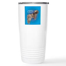 funny shitzu Travel Mug
