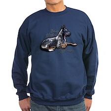 Blue Vigilance - Sweatshirt