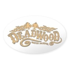 Deadwood Saloon Bumper Stickers