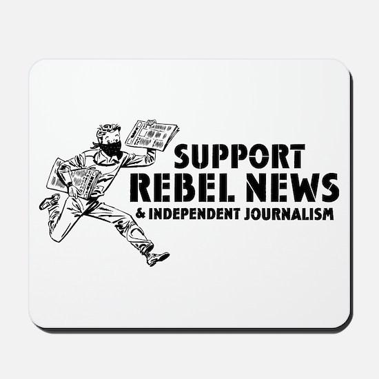 Support Rebel News Mousepad