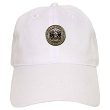 US Navy Diver Metal Cap