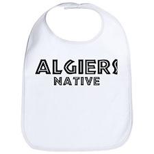 Algiers Native Bib