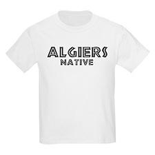 Algiers Native Kids T-Shirt