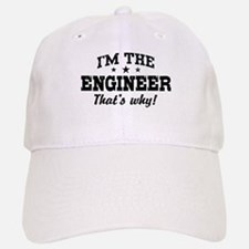 Engineer Baseball Baseball Cap