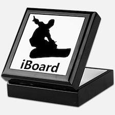 iBoard Keepsake Box
