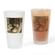 Rehearsal Ballet Onstage Drinking Glass