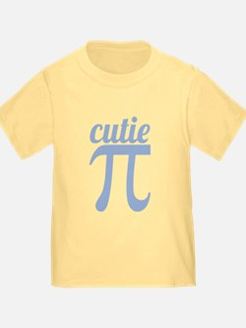 Cutie Pi Blue T
