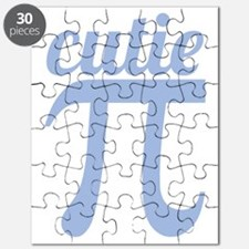Cutie Pi Blue Puzzle