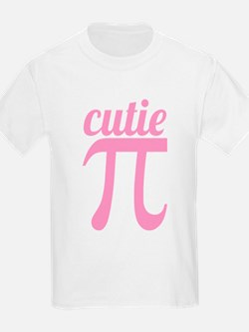Cutie Pi Pink T-Shirt