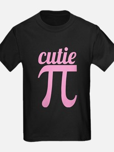 Cutie Pi Pink T