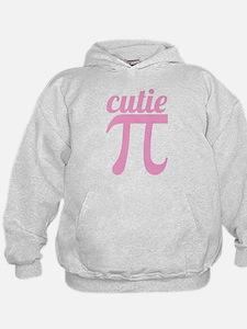 Cutie Pi Pink Hoodie