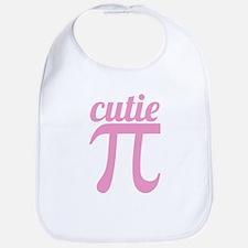 Cutie Pi Pink Bib