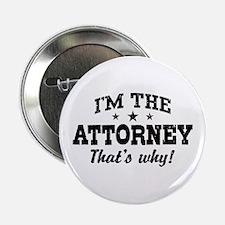 """Attorney 2.25"""" Button"""