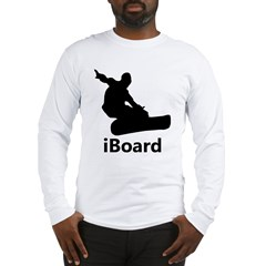 iBoard Long Sleeve T-Shirt