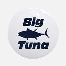 Big Tuna Ornament (Round)