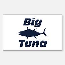 Big Tuna Sticker (Rectangle)