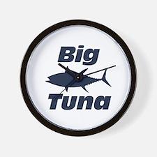 Big Tuna Wall Clock