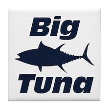 Big Tuna Tile Coaster