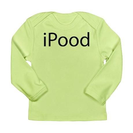 iPood Long Sleeve Infant T-Shirt