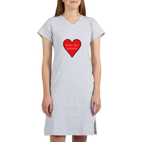 World's Best Godmother Women's Nightshirt